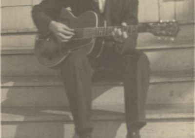 Bill Vasos, 1931, Carroll, Iowa
