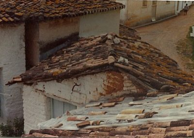 The Roof of the Mourufas house